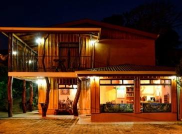 Rustic Lodge